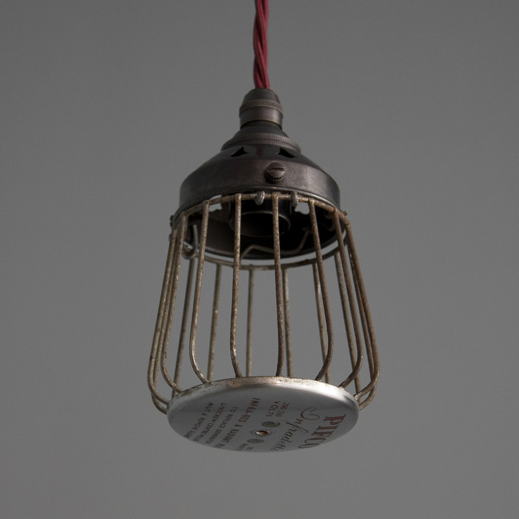 Mid Week Chic - Pifco Guard Cage Lights