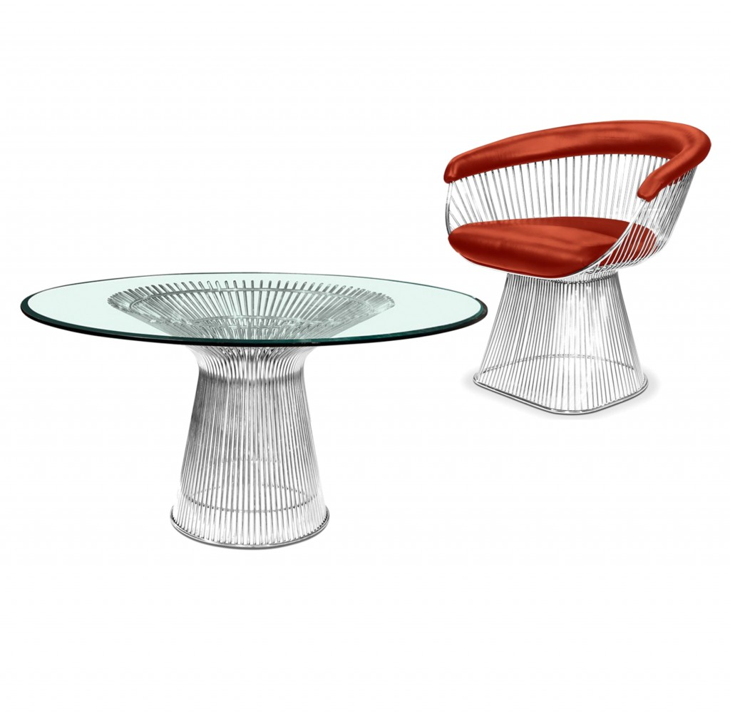 Mid Week Qu - Warren Platner inspired range