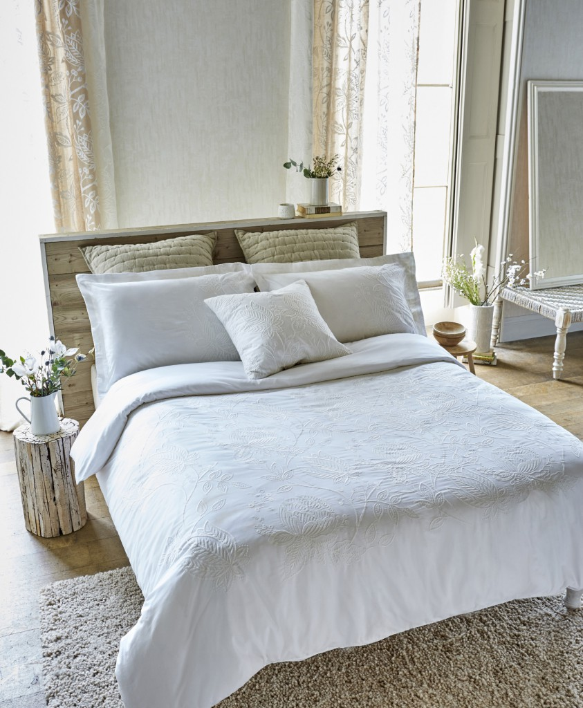 Mid Week Bed - Harlequin Colette Bed Linen 180TC Percale