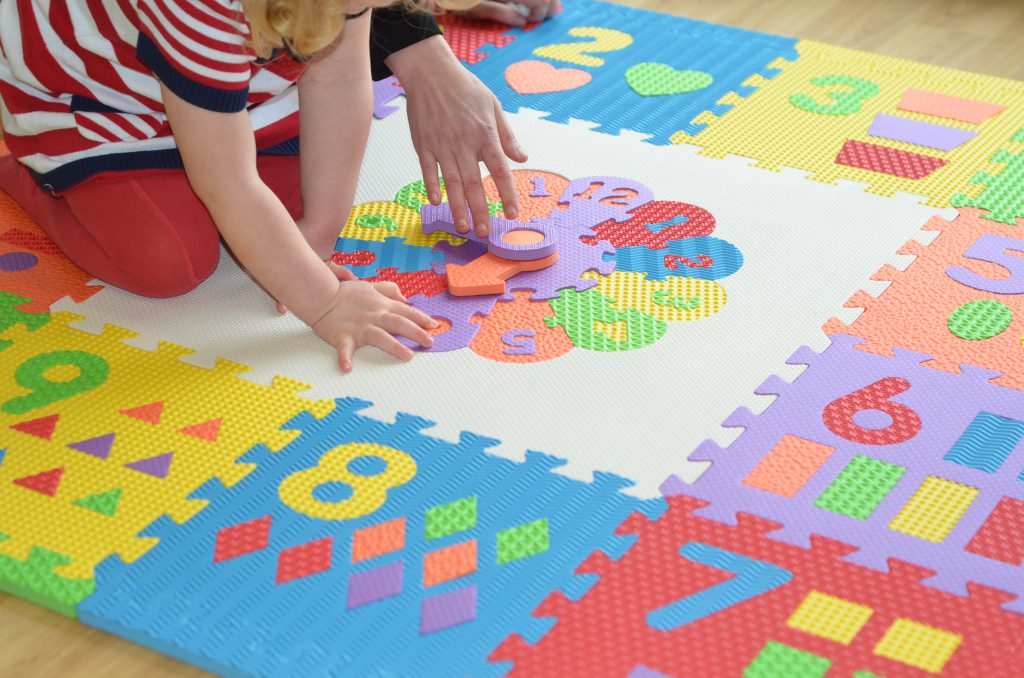 RT Child - Soft Flooring