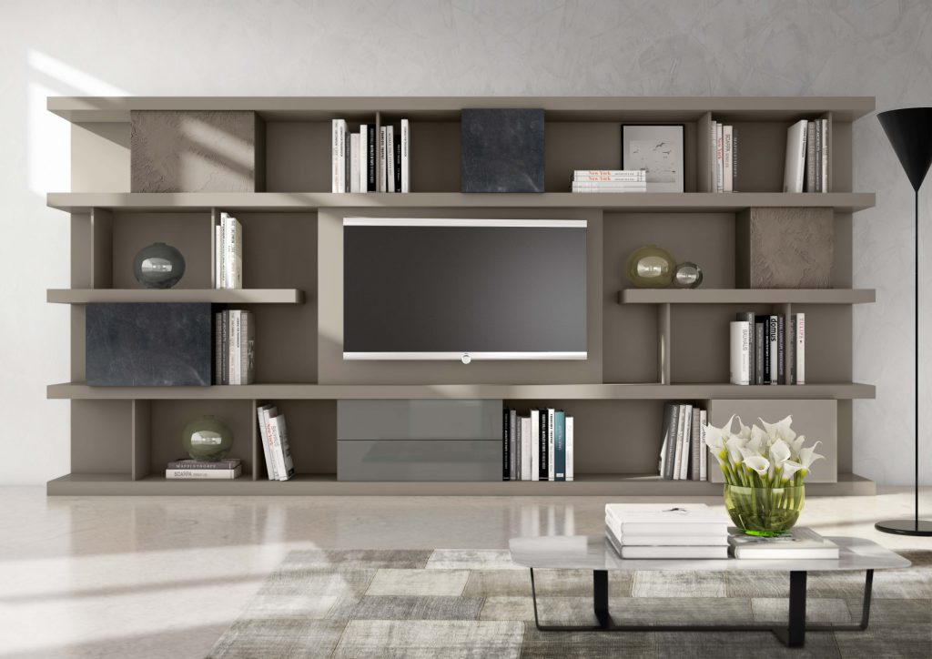 Kubika Wall Unit components from £50 www.natuzzi.co.uk