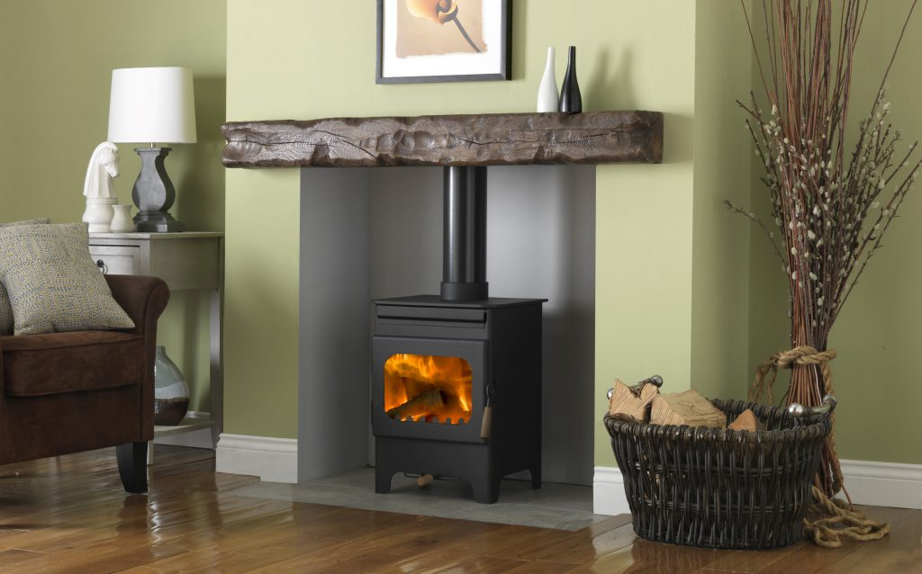 Burley Debdale With Cover from 698 www.ludlowstoves.co.uk 01584 861628