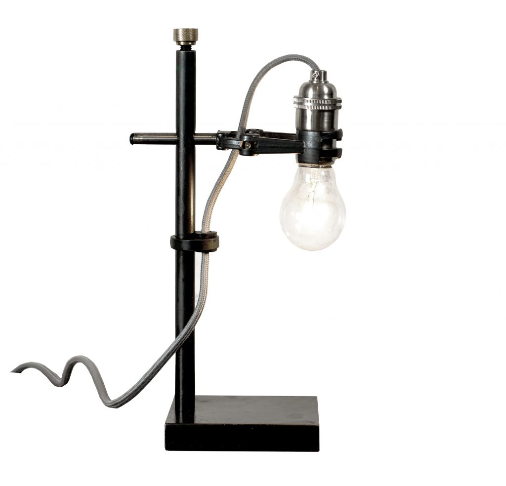 Lab Desk Lamp £99.00 www.outandoutoriginal.com
