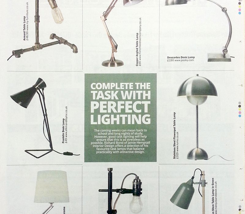 Perfect Task Lamps