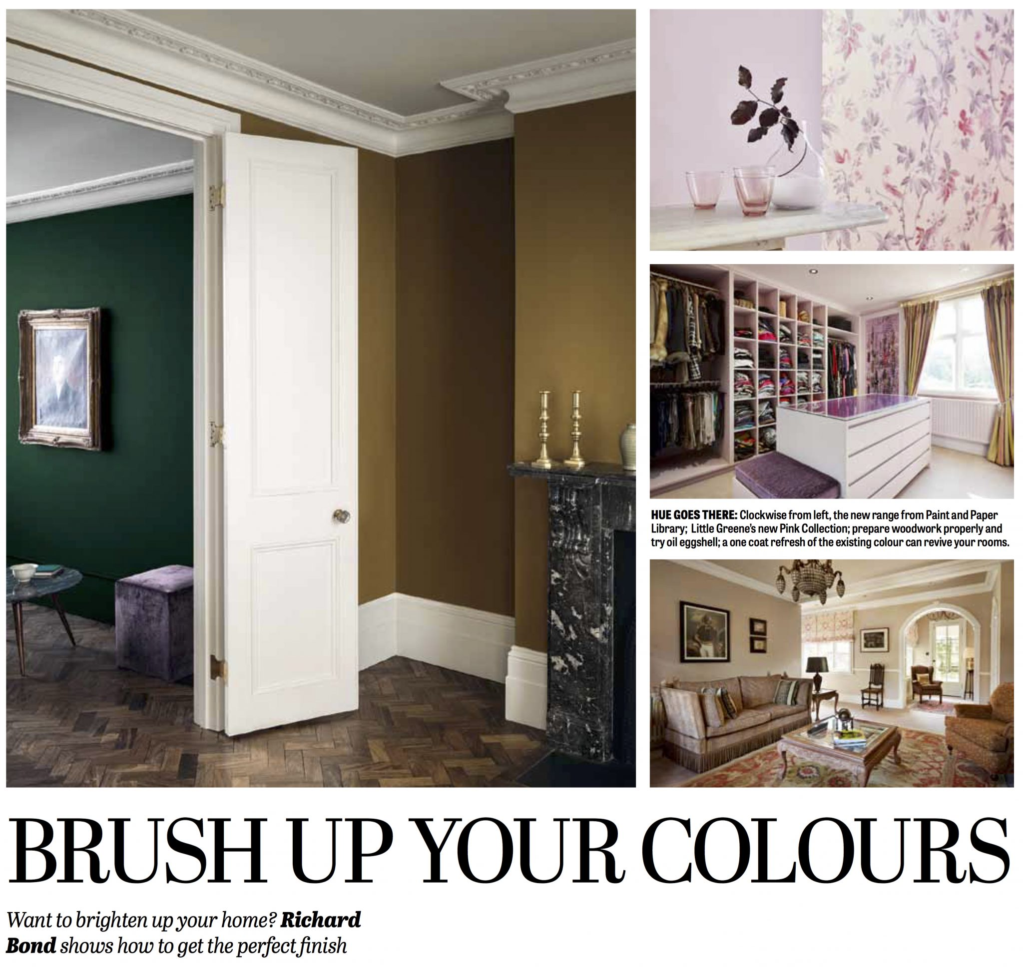 Insider Tips For Creating The Perfect Paint Finish In Your Interior U2013 Jamie  Hempsall