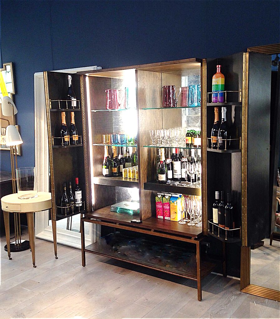Pollocks Drinks Cabinet by Julian Chichester