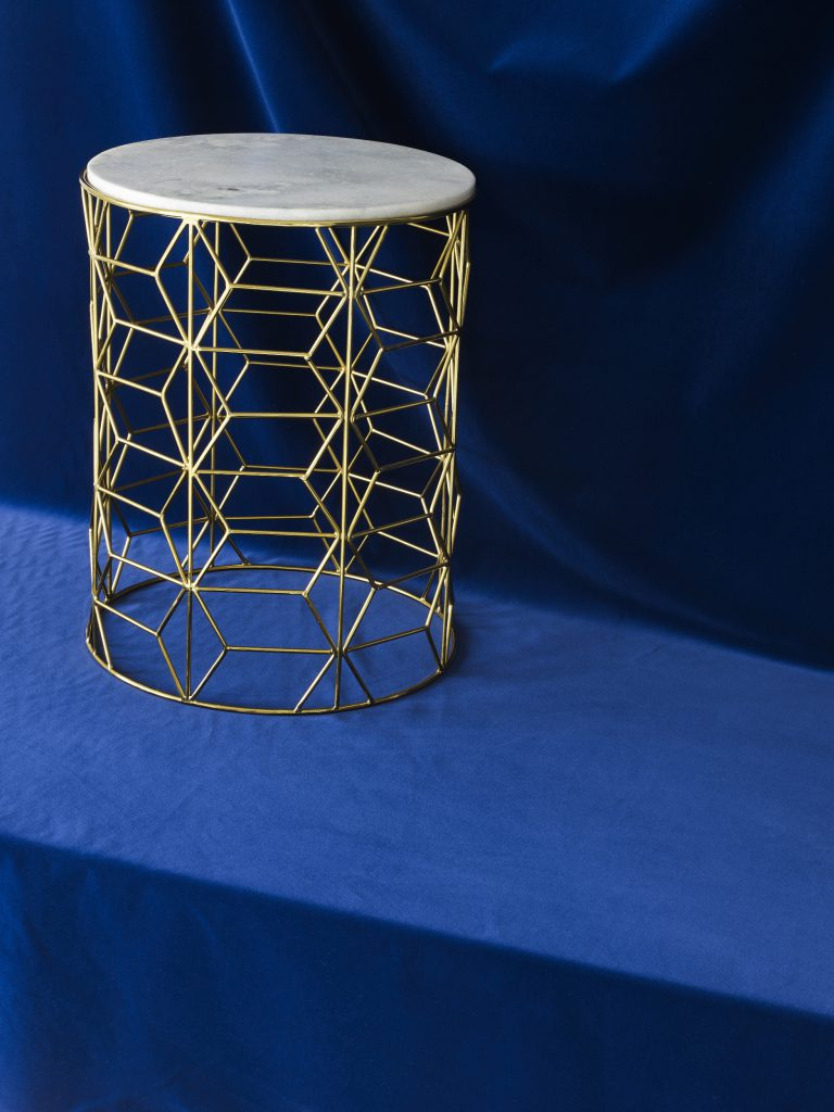 Mica Side Table £195 from Oliver Bonas