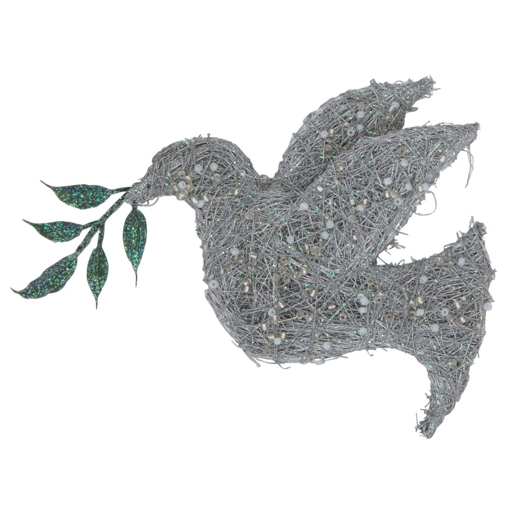 Dove with Mistletoe £3.99 from Wyevale Garden Centres